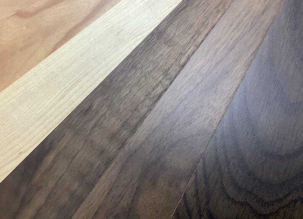 Muster für Parkett und Dielen Echtholz